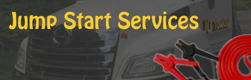 Jump start service in The Colony