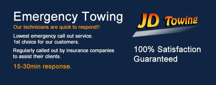 Affordable Towing in The Colony